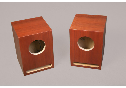 Speaker box for Fostex FE107E - FE103E pair Japan model BS-10
