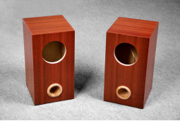 Speaker box for Fostex FF125K pair Japan model
