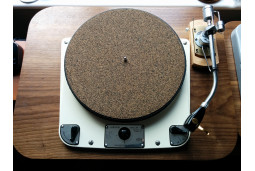Plinth for turntable Garrard 301 for SME 9 inches, walnut