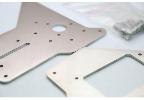 Metal plate PTP5 (Lenco L70, L75, L78) full set