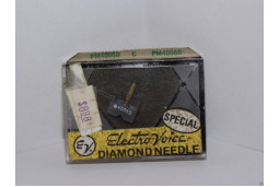 TURNTABLE NEEDLE STYLUS ELECTROVOICE PM4006D PICKERING PDE