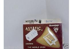 TURNTABLE NEEDLE STYLUS ASTATIC 1530-7D SHARP GS5560 C512