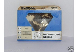 TURNTABLE NEEDLE STYLUS ELECTRO-VOICE 3325 Vaco Varco T-45, S-45 1 Mil