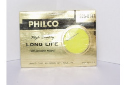 TURNTABLE NEEDLE STYLUS PHILCO 325-8147 for Electro-Voice Mod. S & D 3 mil