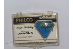 TURNTABLE NEEDLE STYLUS PHILCO 325-8264D EUPHONICS 53,54,55,56