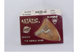 TURNTABLE NEEDLE STYLUS  Astatic N432-SD for EUPHONICS 374 375