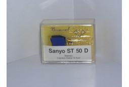 PHONOGRAPH NEEDLE STYLUS PFEIFER Sanyo ST 50 D - MG 50