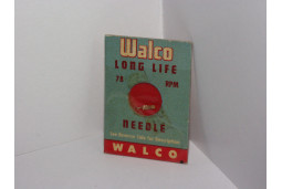 PHONOGRAPH NEEDLE STYLUS WALCO W-31S SHURE A53MG A55MG 3 mil 78 sp