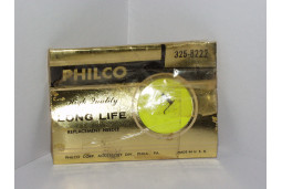 Phonograph needle stylus Philco 325-8222 Webster WE-44LP,F-X,F-20 1 mil