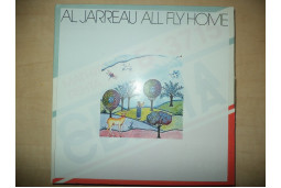 Al Jarreau All Fly Home 2 track 7 1/2 Ips 7 inches reel to reel tape