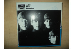 BEATLES With The Beatles 2 track 7 1/2 Ips Reel-to-Reel Tape
