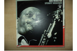 Ben Webster Stormy Weather 2 track 7 1/2 Ips Reel to Reel tape 7 inches