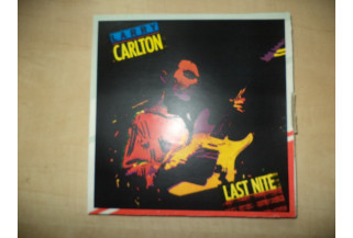 Larry Carlton Last Nite 2 track 7 1/2 Ips 7 inches reel to reel tape