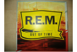 R.E.M. Out Of Time 2 track 7 1/2 Ips Reel-to-Reel Tape