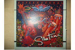 Santana Supernatural 4 track 7 1/2 Ips Reel-to-Reel Tape 7 inches