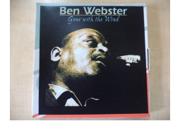 Ben Webster Gone With The Wind 2 track 7 1/2 Ips 7 inches reel to reel tape