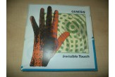Genesis Invisible touch 2 track 7 1/2 Ips 7 inches
