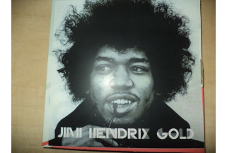 Jimi Hendrix Gold 2 track 7 1/2 Ips Reel-to-Reel Tape 7 inches
