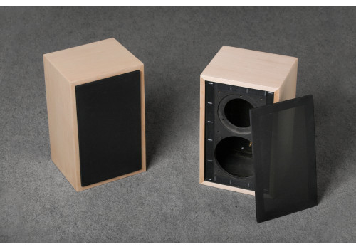 speaker box for Rogers LS 3/5a maple